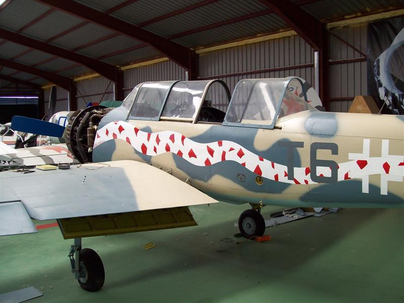 Está viendo las imágenes del artículo: Visita al aeródromo de Fuentemilanos