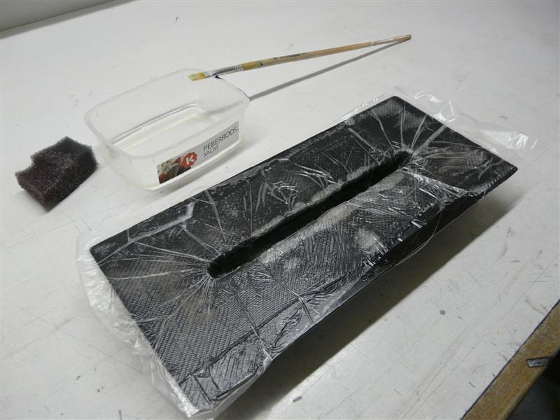 Está viendo las imágenes del artículo: Tapas de servos en fibra