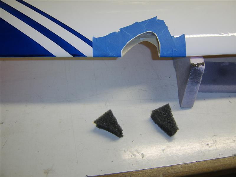 Está viendo las imágenes del artículo: Reparación del borde de ataque